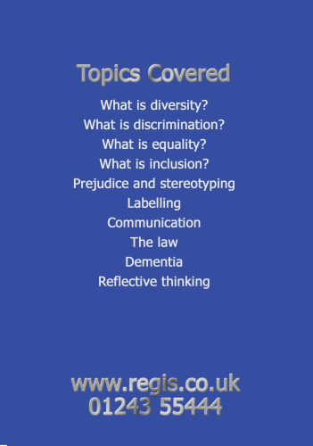 equality diversity and inclusion in dementia care Documents similar to equality, diversity and inclusion in dementia care practice (006.
